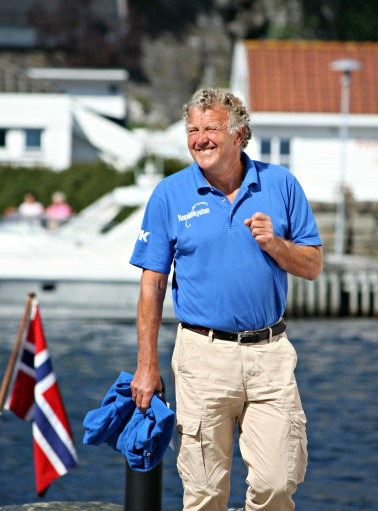 Dag Lindebjerg opnar Torgdagen 2013