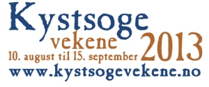 Kystsogevekene 2013 - 10. august til 15. september