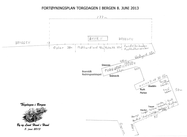 Fortøyningsplan pr 5. juni 2013