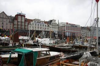 båter ved torget