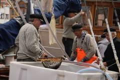 Frå Austevoll kom dei med levande fisk - og oljehyre
