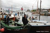 Fjell kystlag stiller med mange båtar, både store og små