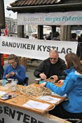 Aktiviteter med Museum Vest og Sandviken kystlag