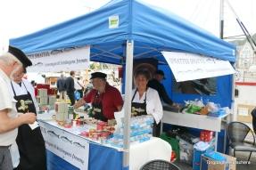 Sprattus sprattus - foreningen for brislingens fremme solgte sardiner og andre fiskeprodukt