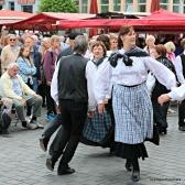 Strilaringen i flott dans