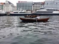 Konkurransen er i gong. Foto Kjell Magnus Økland